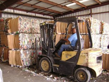 Recycling business