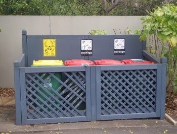 Recycling bins for business
