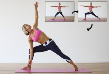 Yoga poses - Triangle-pose-yoga-nikki