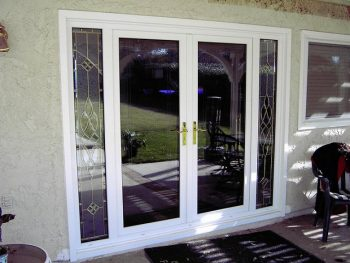 Save energy with Front-doors