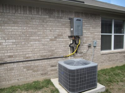 Greener water heater