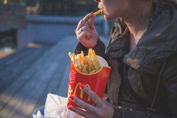 Processed foods -Mcdonalds fries