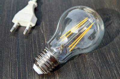 Saving energy with light-bulb