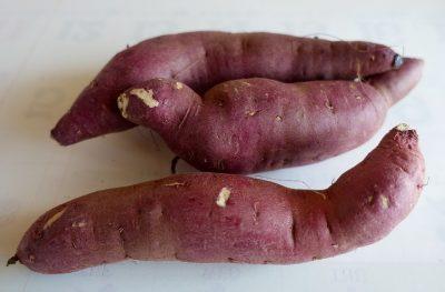 Healthy sweet-potato