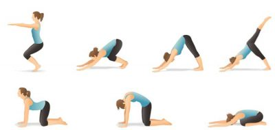 yoga poses to help quit smoking