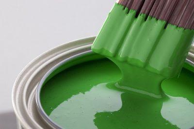 earth friendly paint