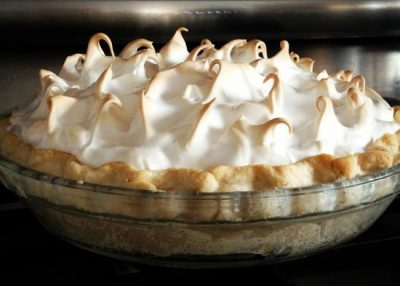 uses for cream of tartar - meringue