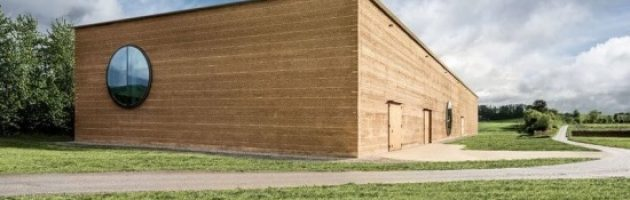 sustainable and eco friendly warehouse