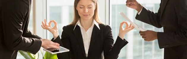 healthy living with reducing stress