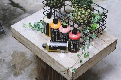 Going green with personal products
