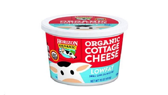 organic cottage cheese healthy eating