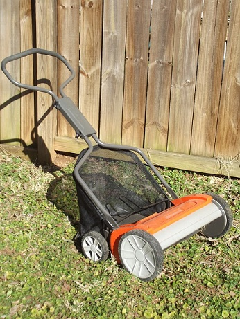 push mowers are eco-friendly