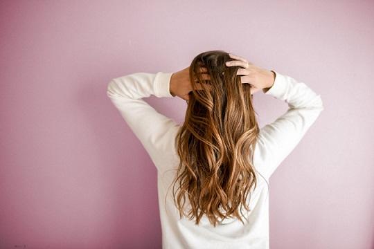 organic shampoo for long hair