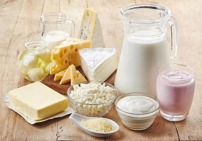 Dairy Foods and it effects on Mental Health