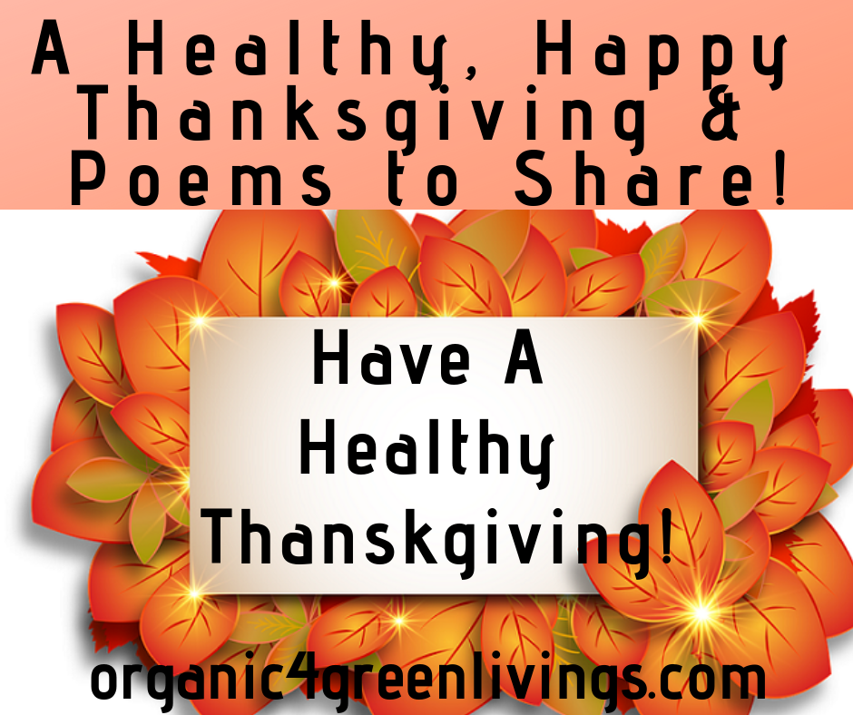 Healthy Thanksgiving