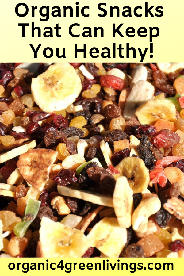Dried Fruit - Organic Snacks