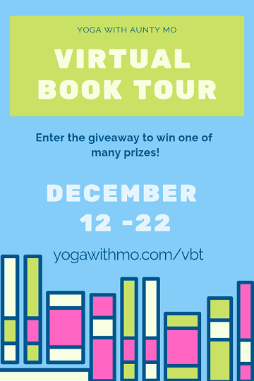 Book tour for yoga for kids