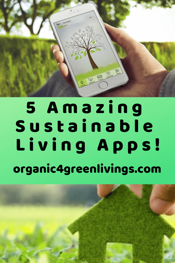 Sustainable Living Apps