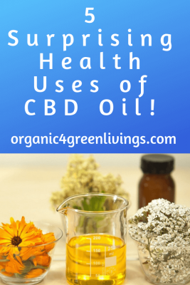 Health Uses for CBD Oil
