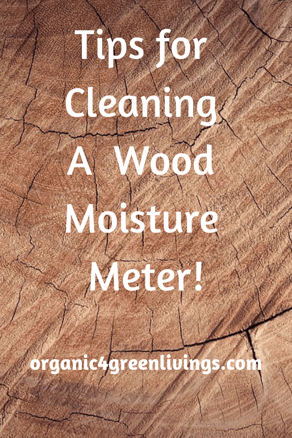 Tips for cleaning moisture meter
