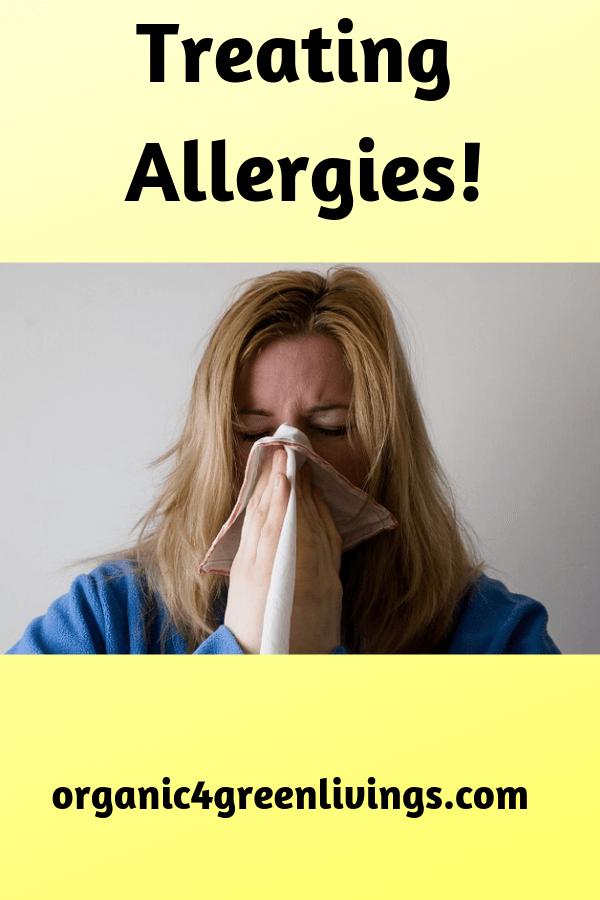 Treating allergies
