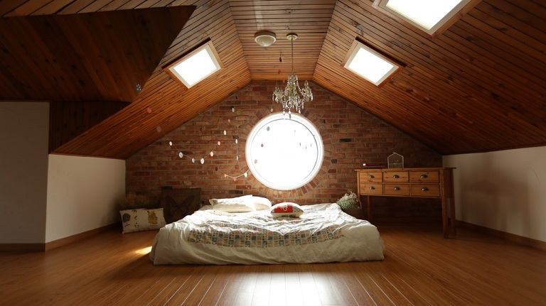 Conserve light -sustainable interior design