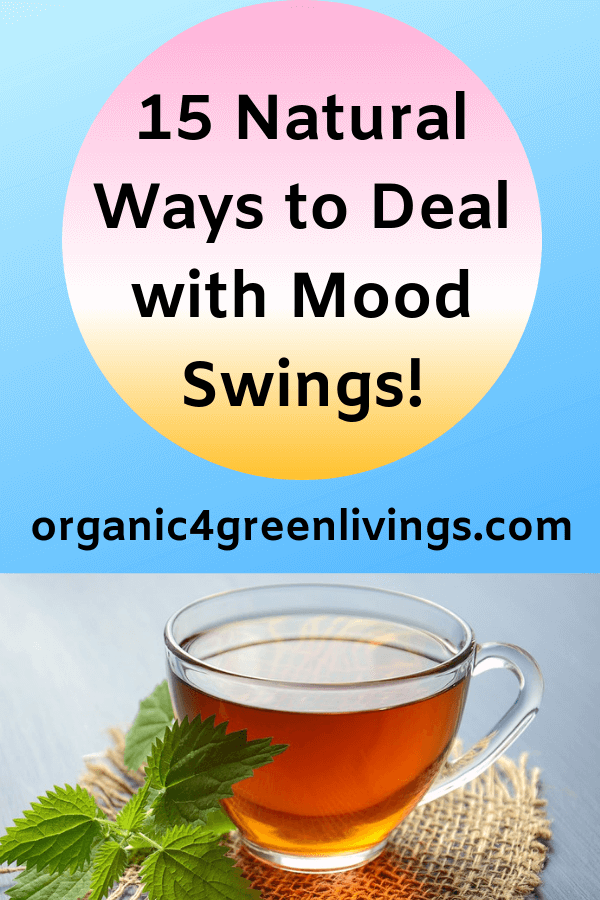 Natural tips for mood swings