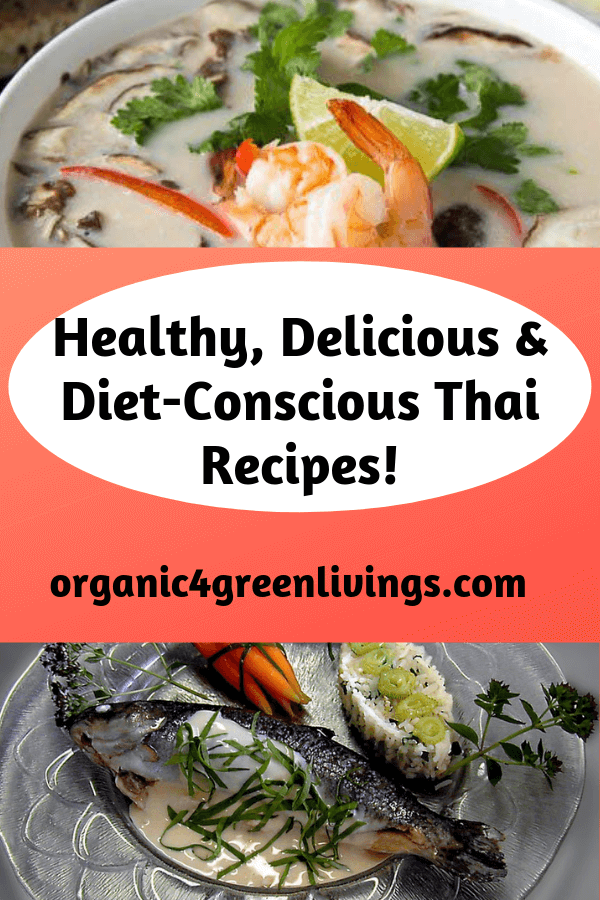 Healthy Thai recipes