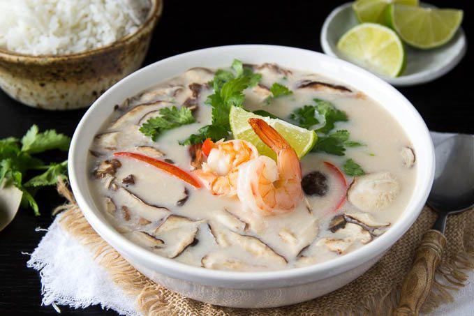 Healthy diet consious Thai recipes
