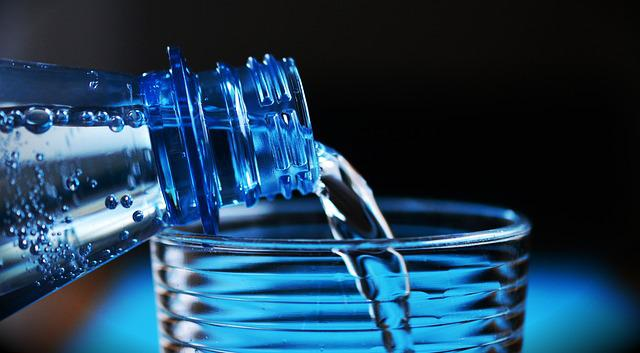 drink water to balance digestion
