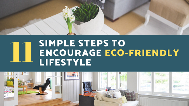 steps for eco friendly lifestyle