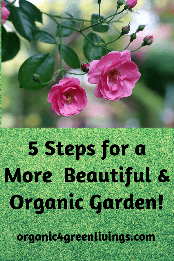 organic gardening tips and hacks
