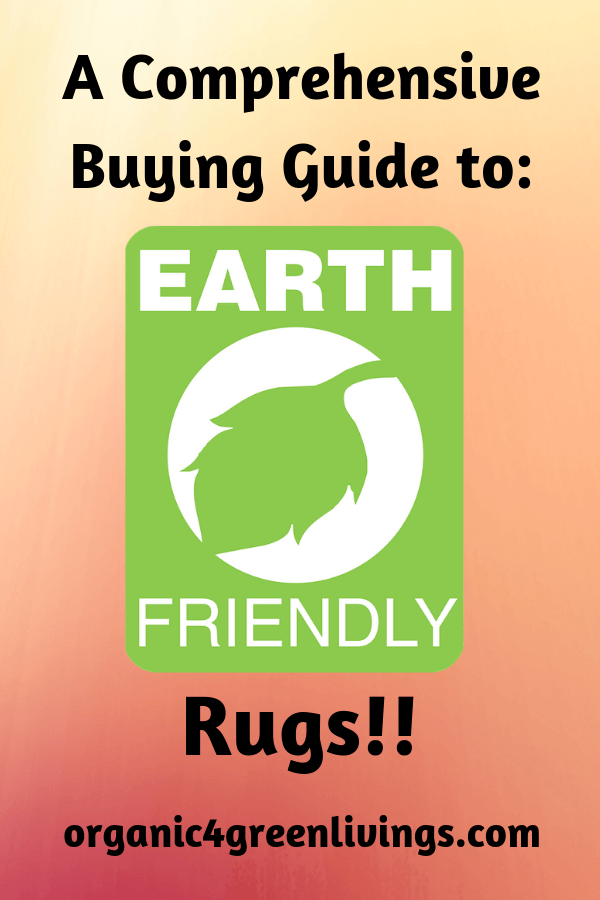 guide for earth friendly rugs,
