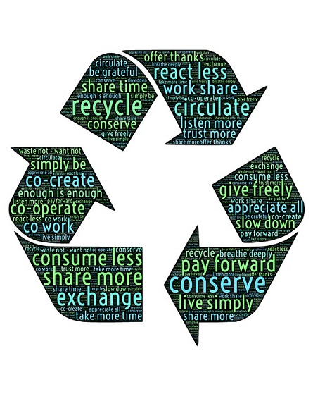 reduce recycle reuse everything