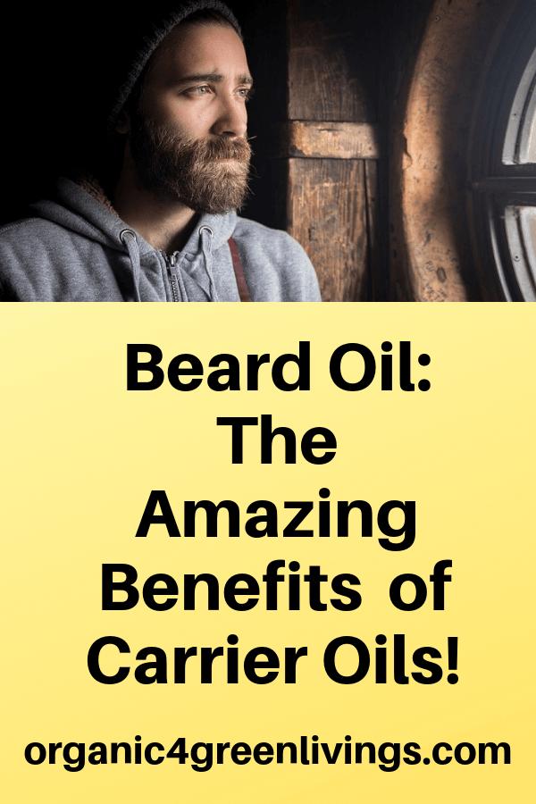 benefits of beard oil