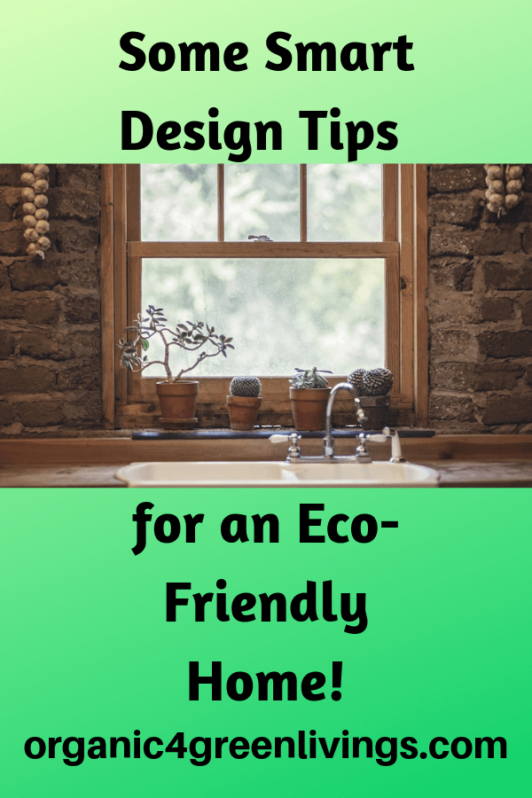 how to have a eco-friendly home