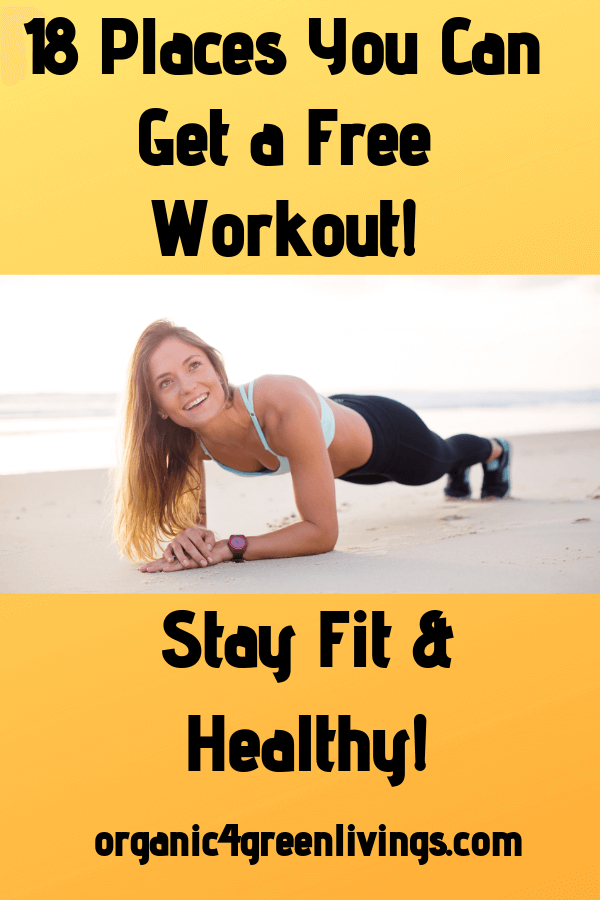 ways to get a free workout