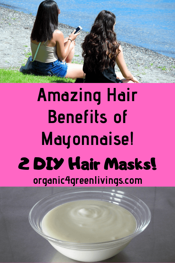 mayonnaise hair benefits