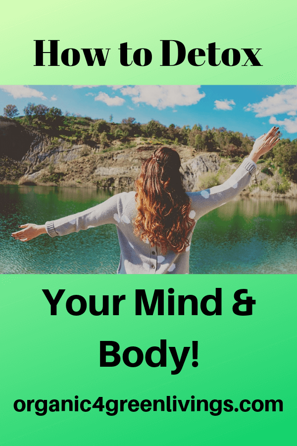 how to detox your mind and body