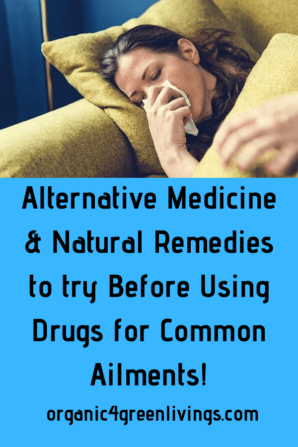 benefits of alternative medicine